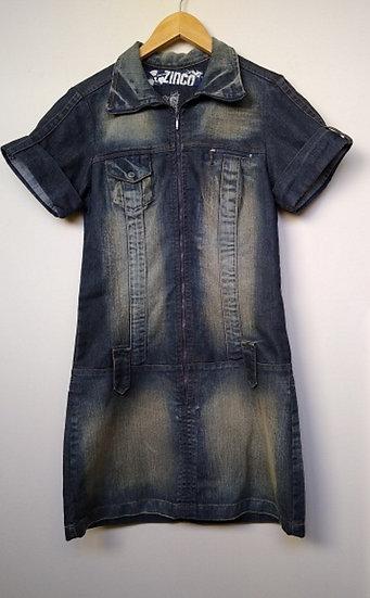 Vestido jeans Zinco - M