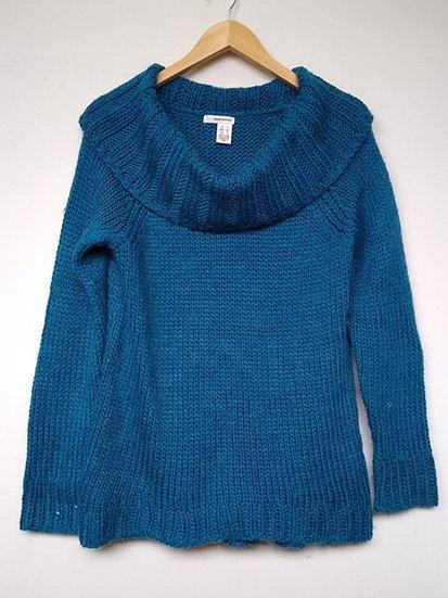 Blusa ampla de tricô DKNY - P M
