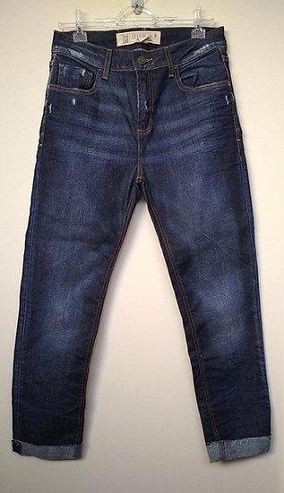 Calça jeans destroyed Le Lis Blanc - 40