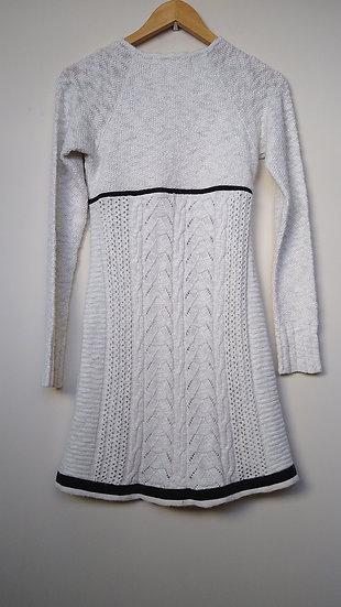 Vestido de tricô Modelan - P