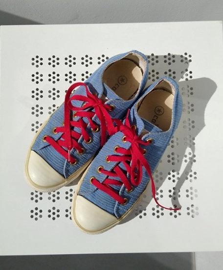 Tênis All Star azul claro - 37