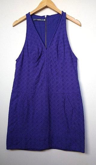 Vestido de laise roxoAnimale - 40