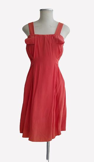 Vestido de alças Alcaçuz - PP P