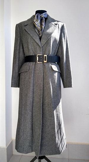 Casaco de lã longo Liz Claiborne - 48