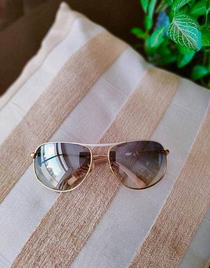 Óculos de sol degradé espelhado Ray-Ban
