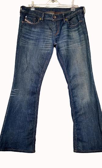 Calça jeans boot cut Diesel - 38