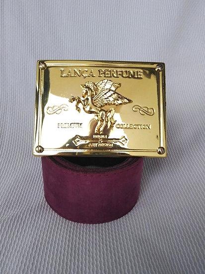 Cinto roxo Lança Perfume - 34 36 38