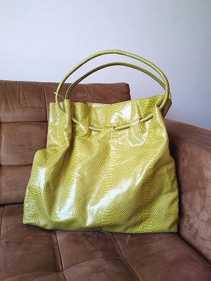 Bolsa verde phyton