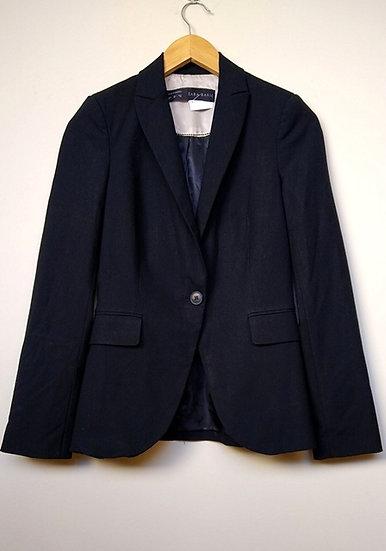 Blazer clássico preto Zara - 34 36