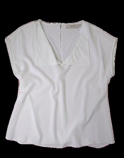 Blusa de seda Fillity - 38