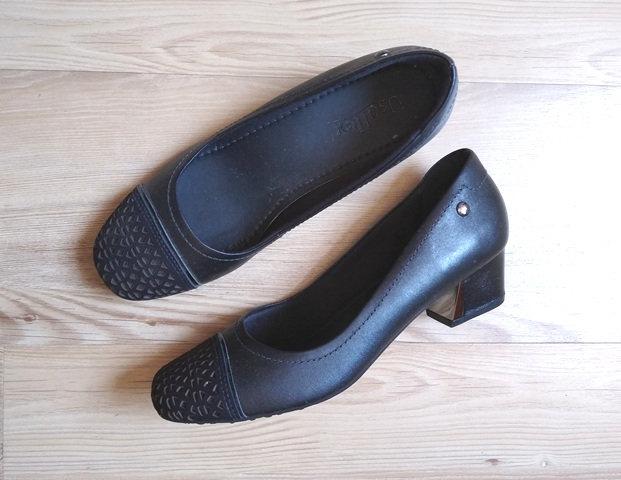 Sapato de salto médio Usaflex - 35