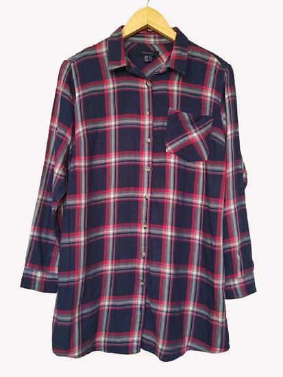 Camisa de flanela xadrez Atmosphere - 40 42