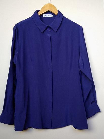 Camisa de seda Mara Mac - 46