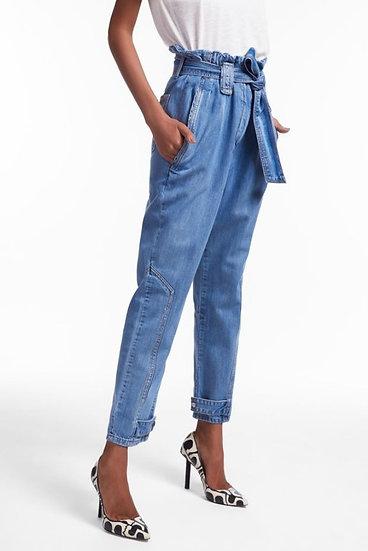 Calça jeans clochard Animale -40