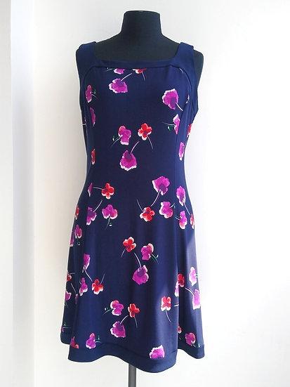 Vestido floral Ralph Lauren - 50