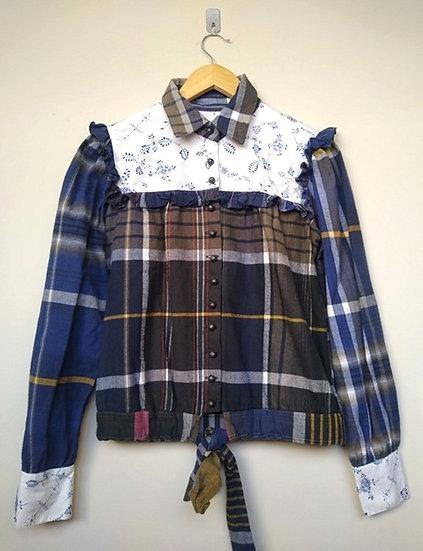 Camisa xadrez Isabela Capeto - 38