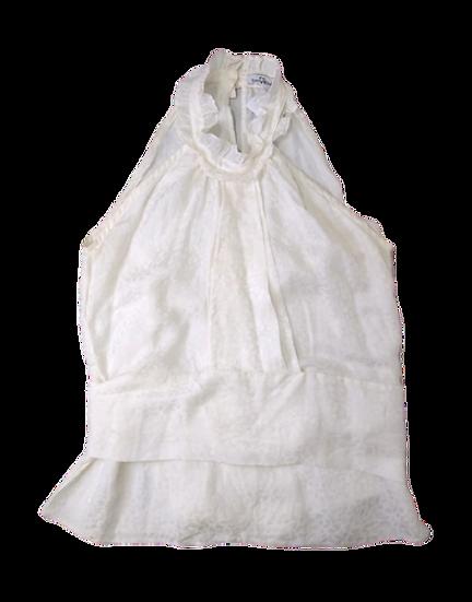 Blusa de gola alta Donna Doida - P