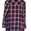 Thumbnail: Camisa de flanela xadrez Atmosphere - 40 42