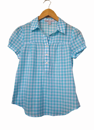 Camisa xadrez Old Navy - PP