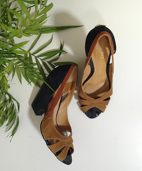 Sapato peep toe Esdra - 35
