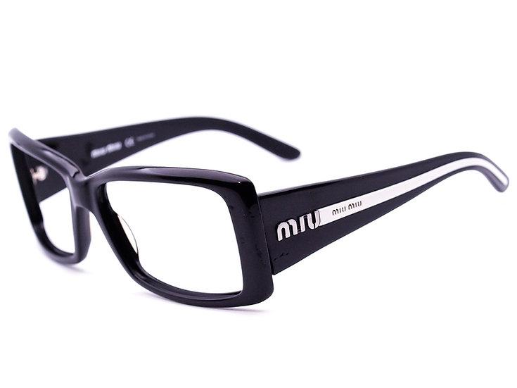Armação de óculos Miu Miu