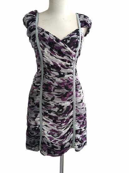 Vestido drapeado Iorane - M
