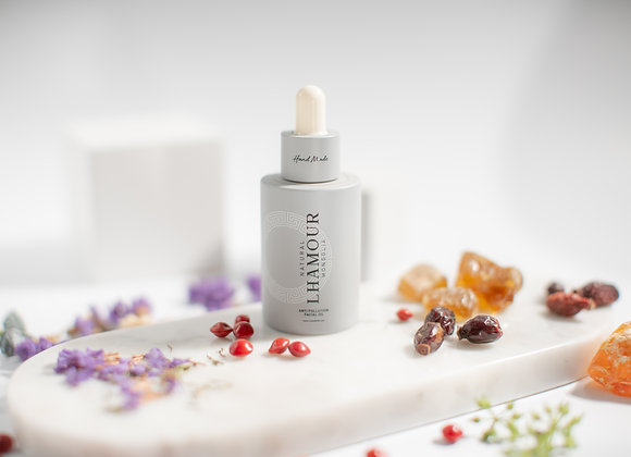 Anti-Pollution Facial Oil