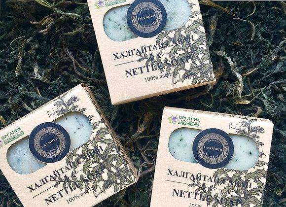 Nettle Soap