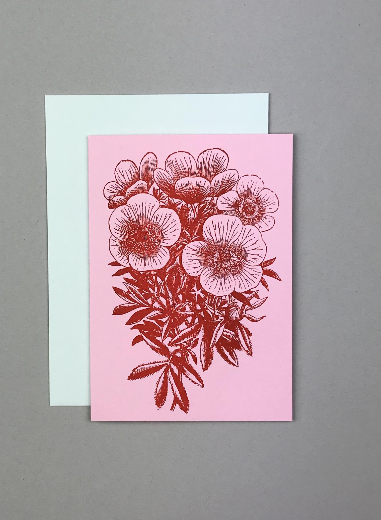 Flower Veilchen