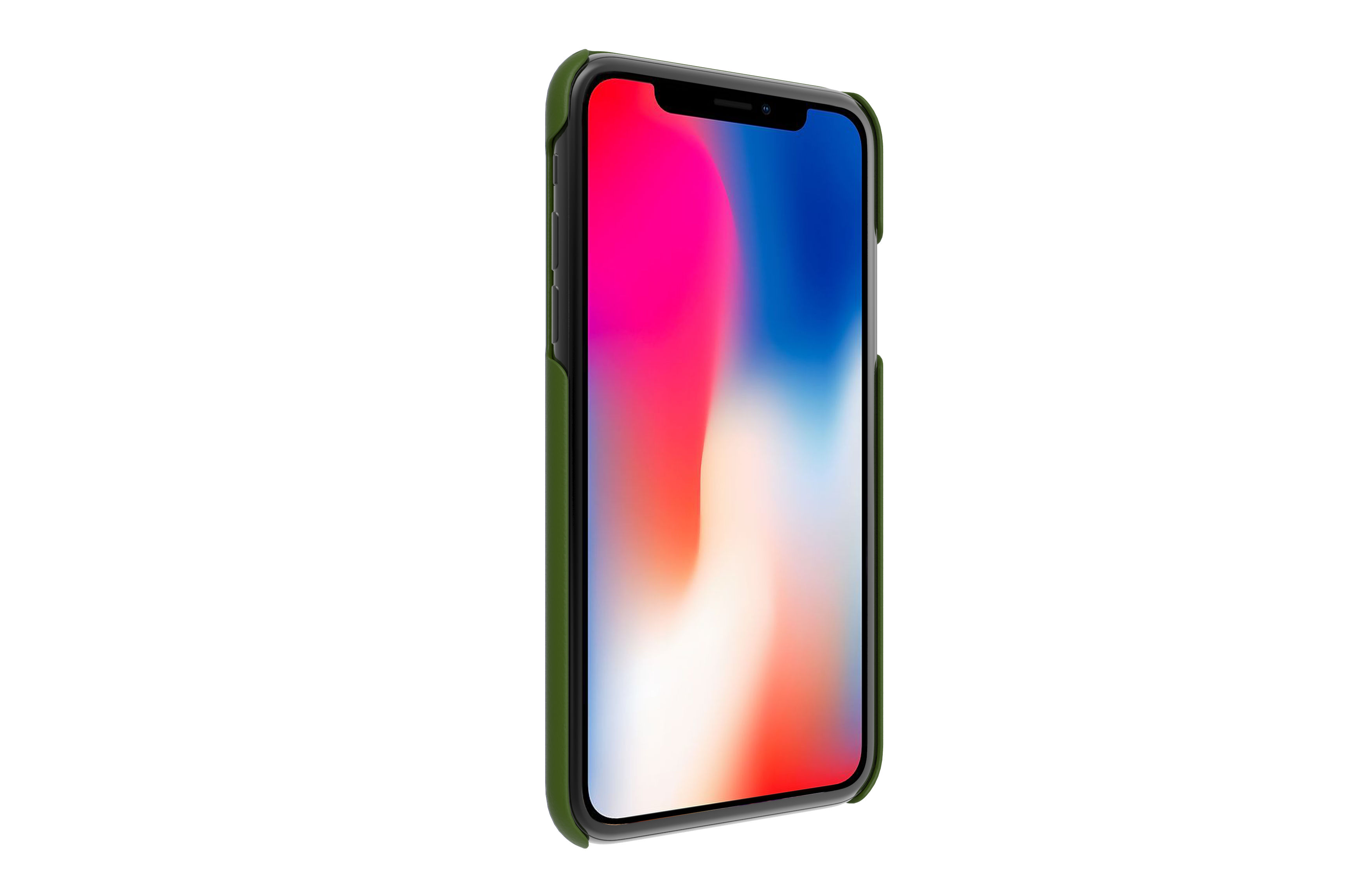 iphoneX green-4