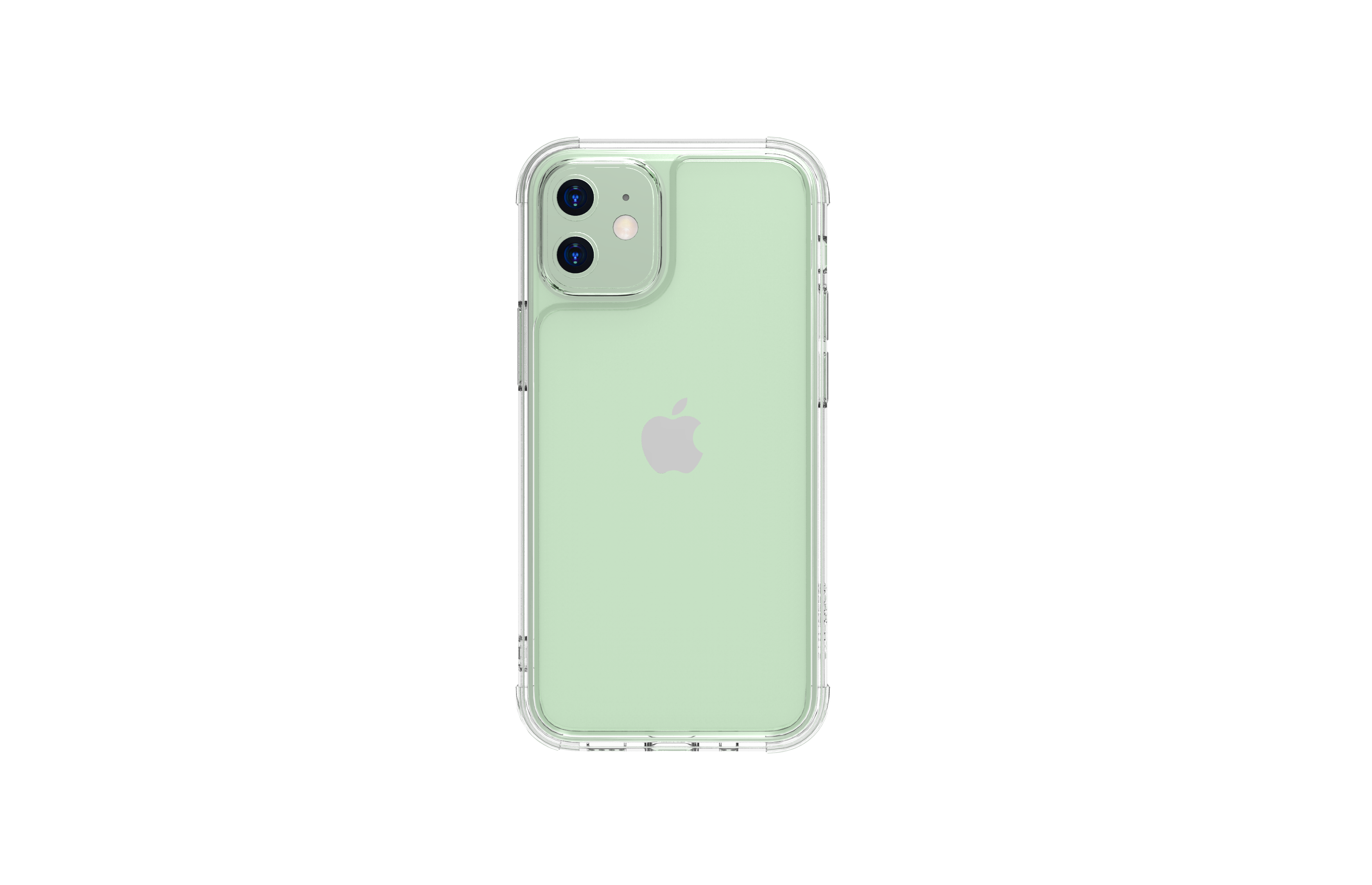 linkase air for iphone 12 mini / 12 green_view2