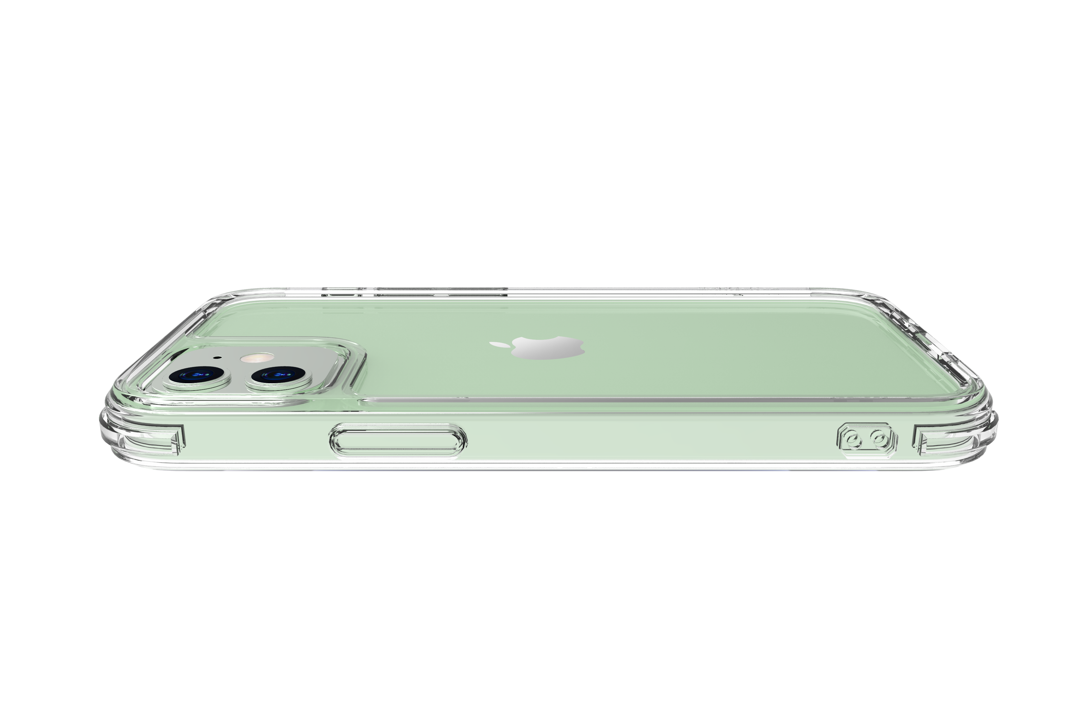 linkase air for iphone 12 mini / 12 green_view4