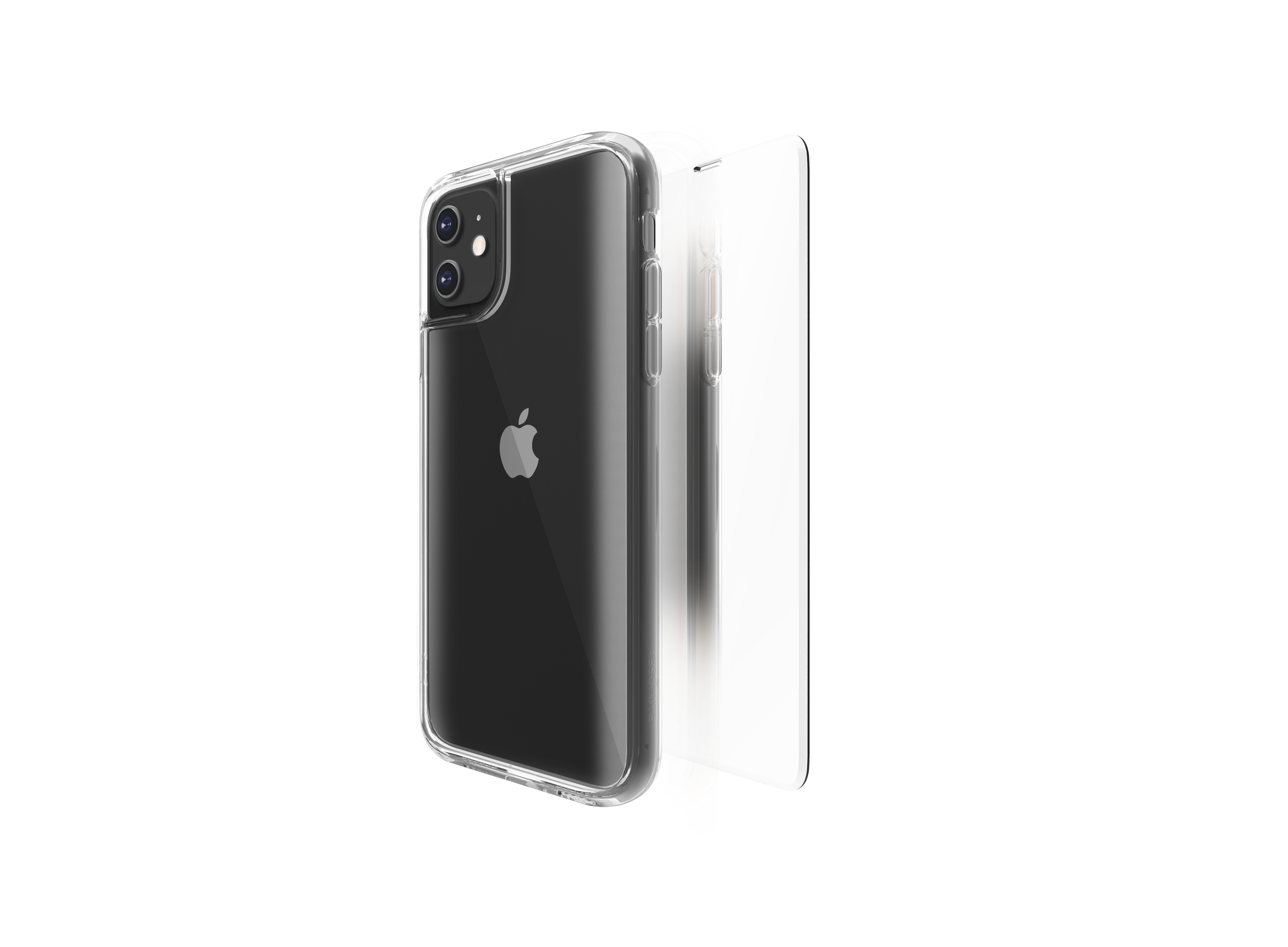 iPhone11 for PRO+2D Protector