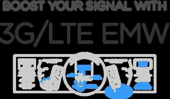EMW signal booster