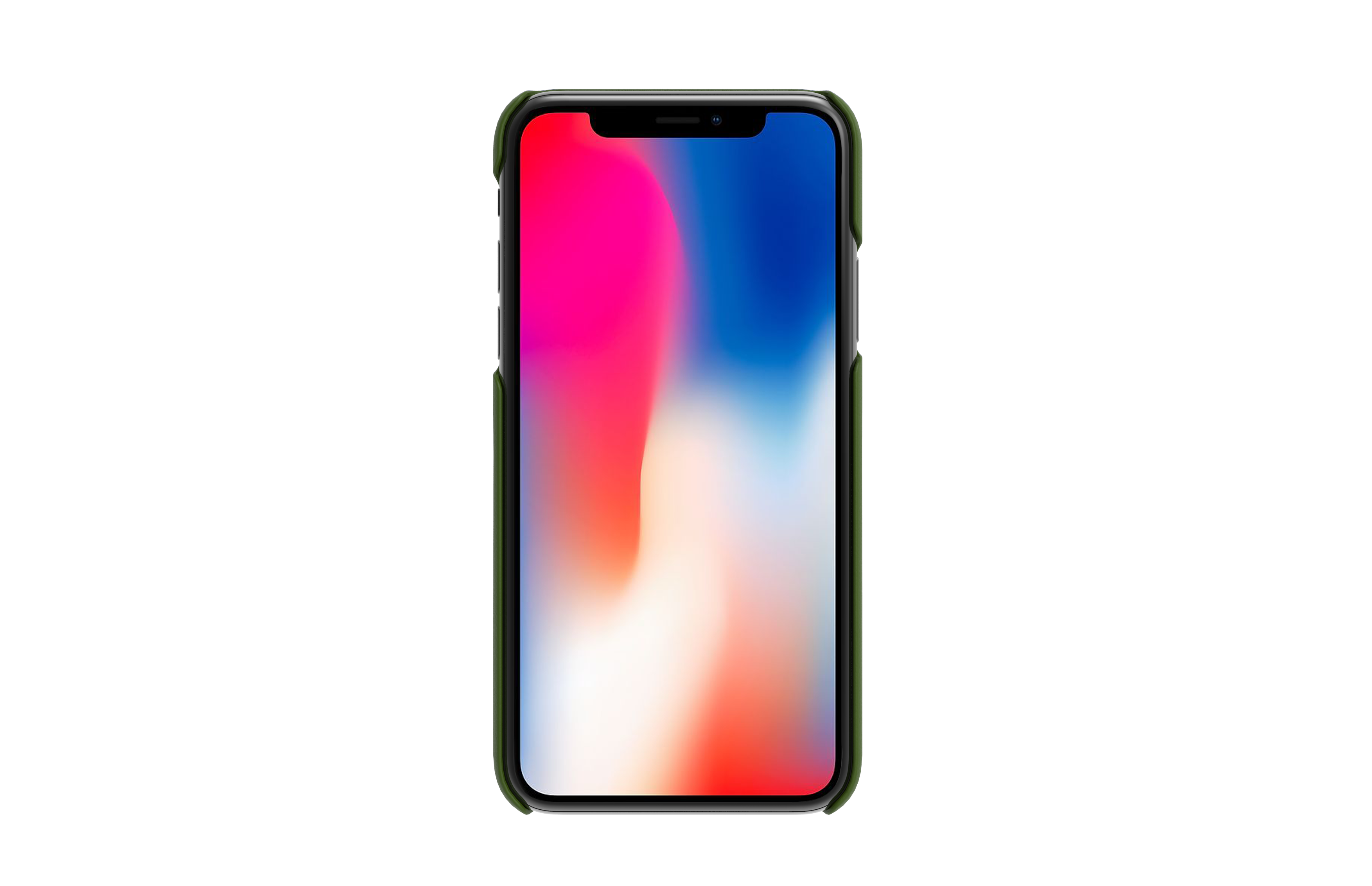 iphoneX green-2