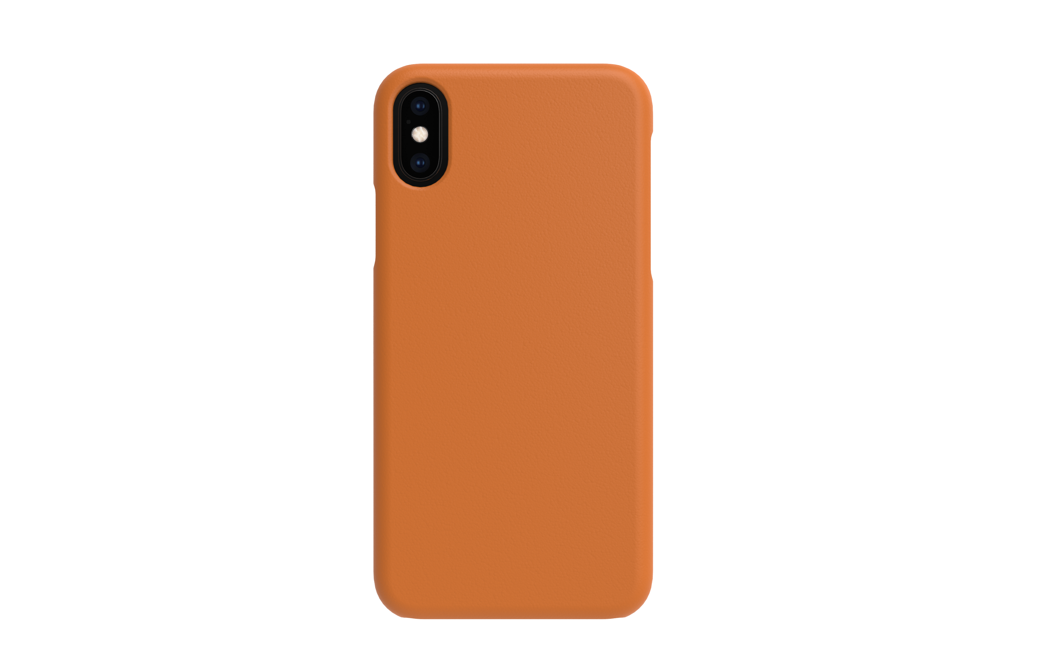 iphoneX brown-1