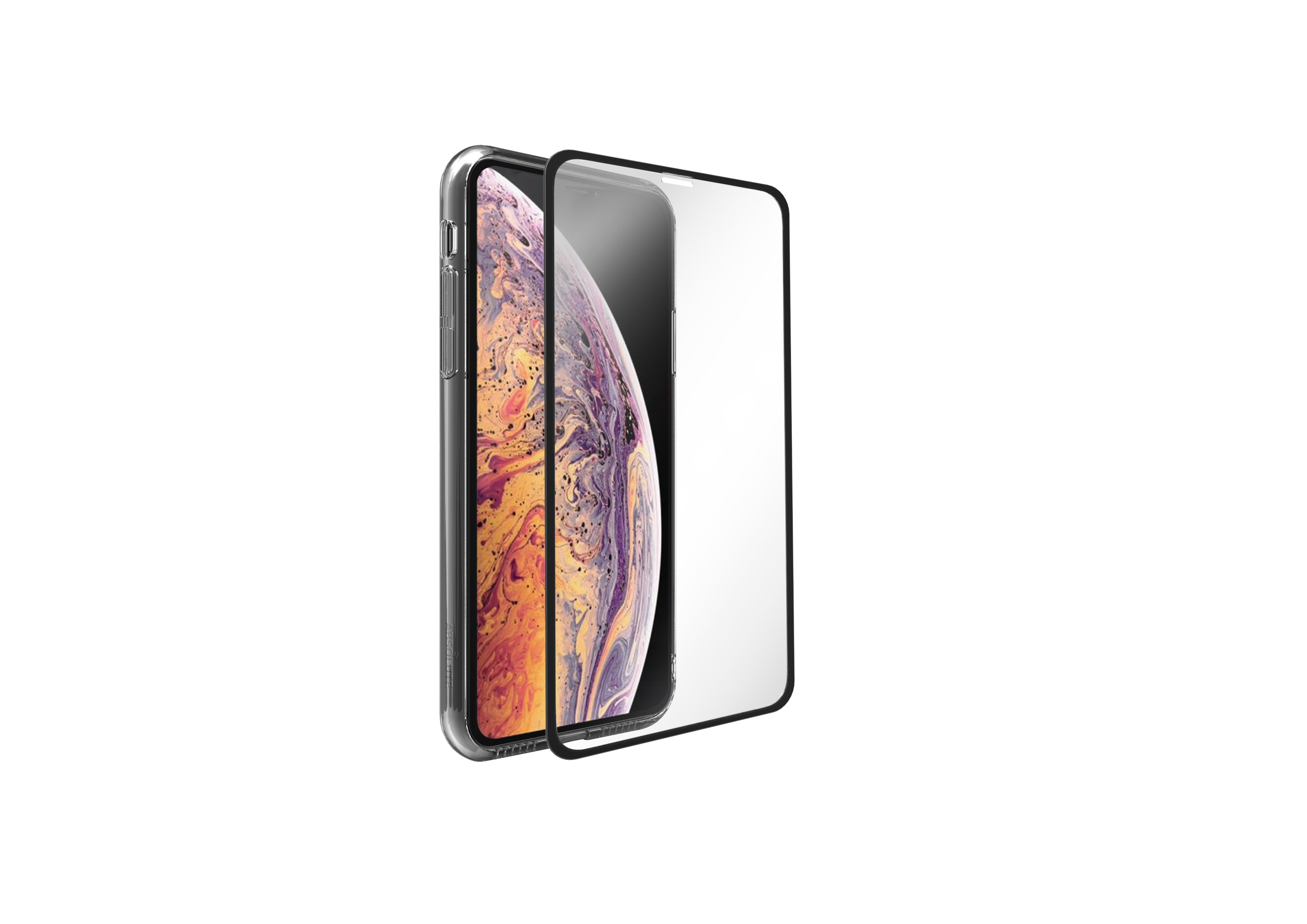 iPhoneXS for PRO+3D Protector