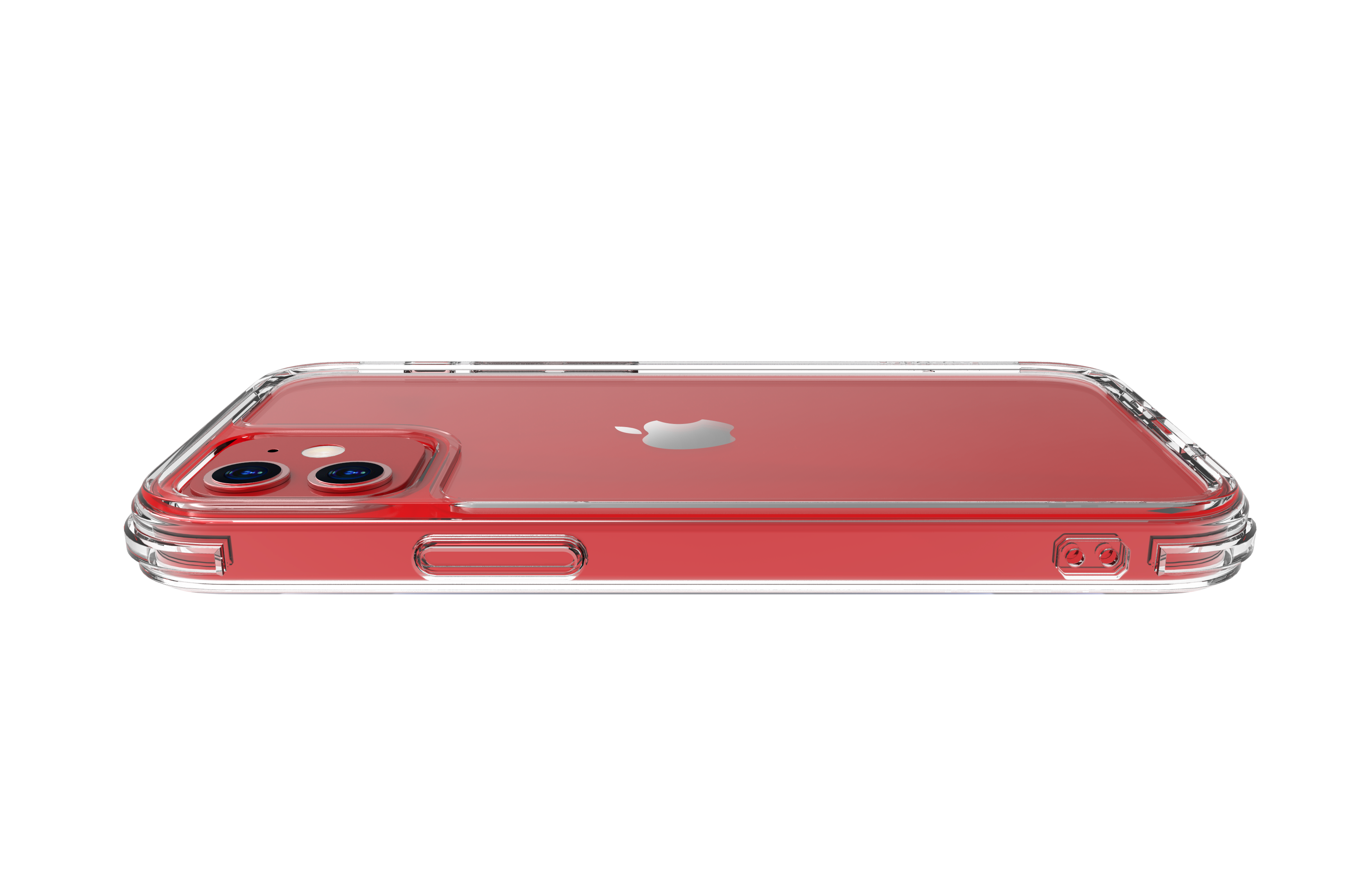 linkase air for iphone 12 mini / 12 red_view4