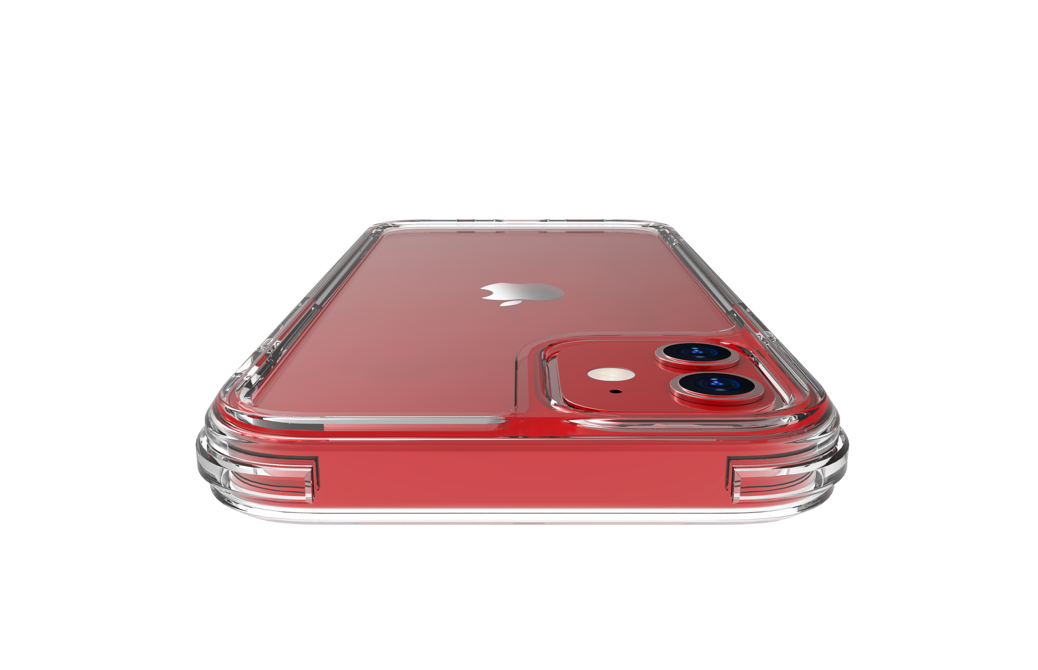 linkase air for iphone 12 mini / 12 red_view5