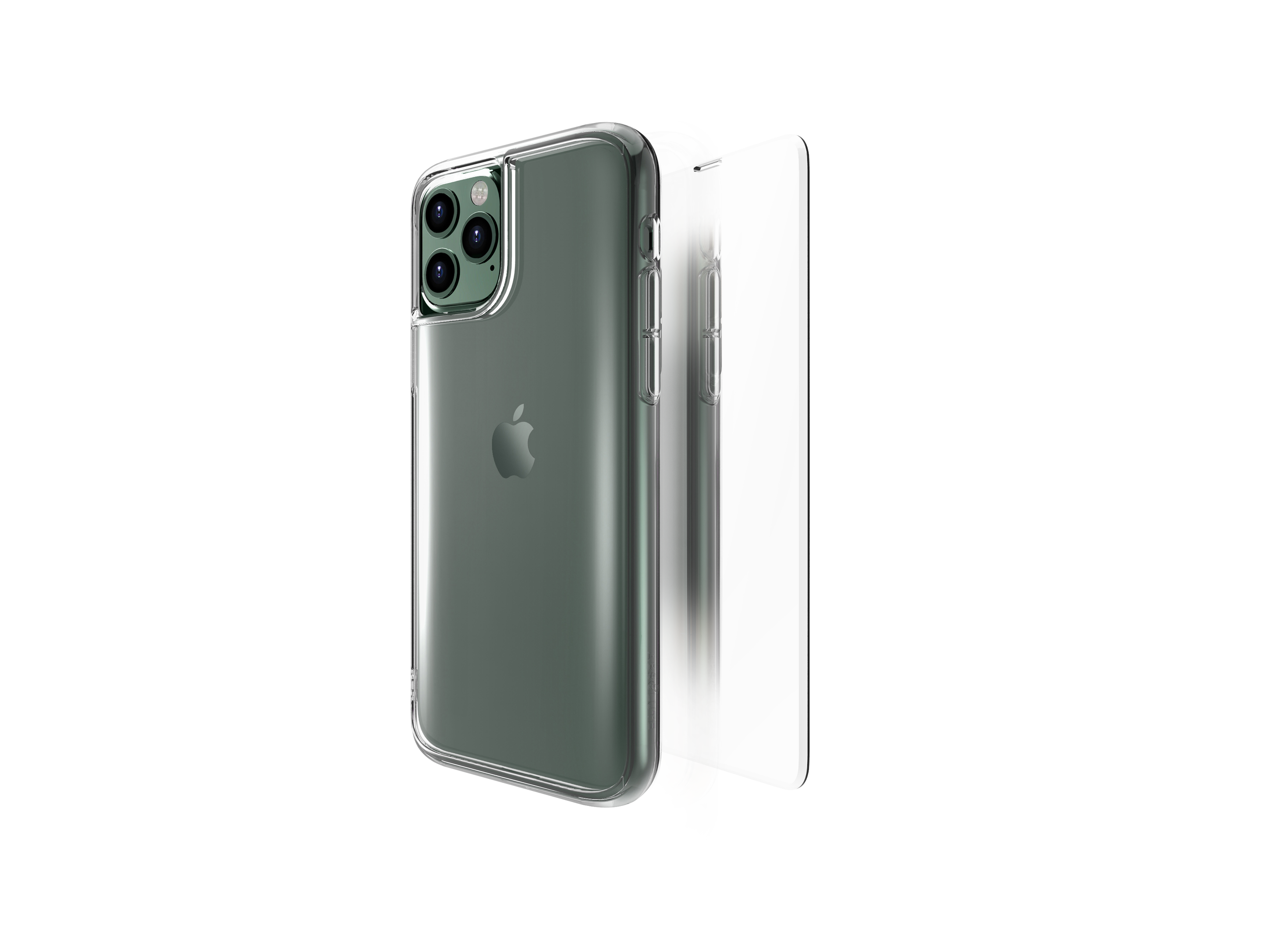 iPhone11Pro for PRO+2D Protector