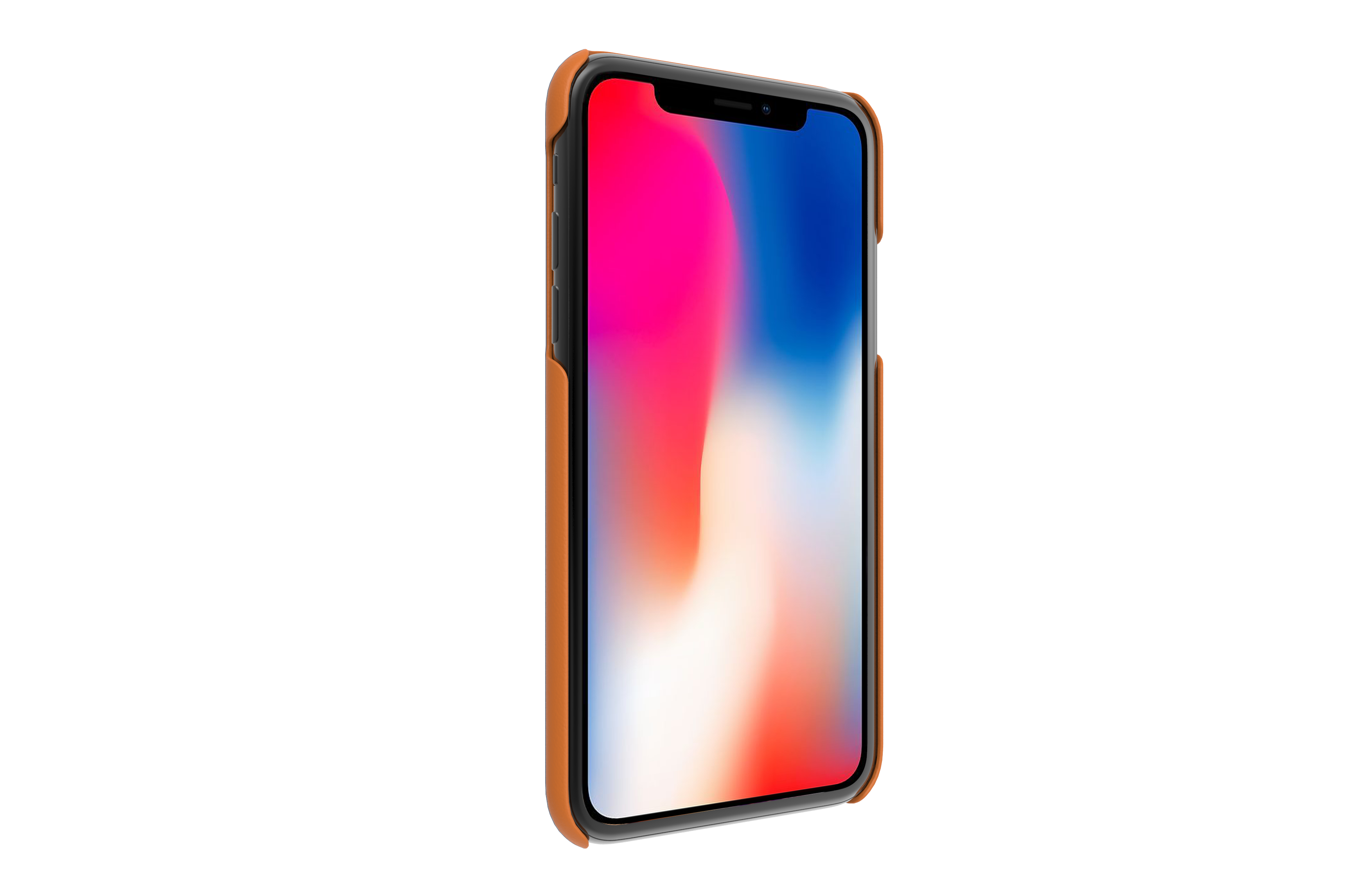 iphoneX brown-4