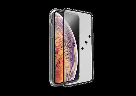 LINKASE AIR + 3D PERFECT ENCLOSURE for iPhone XS MAX