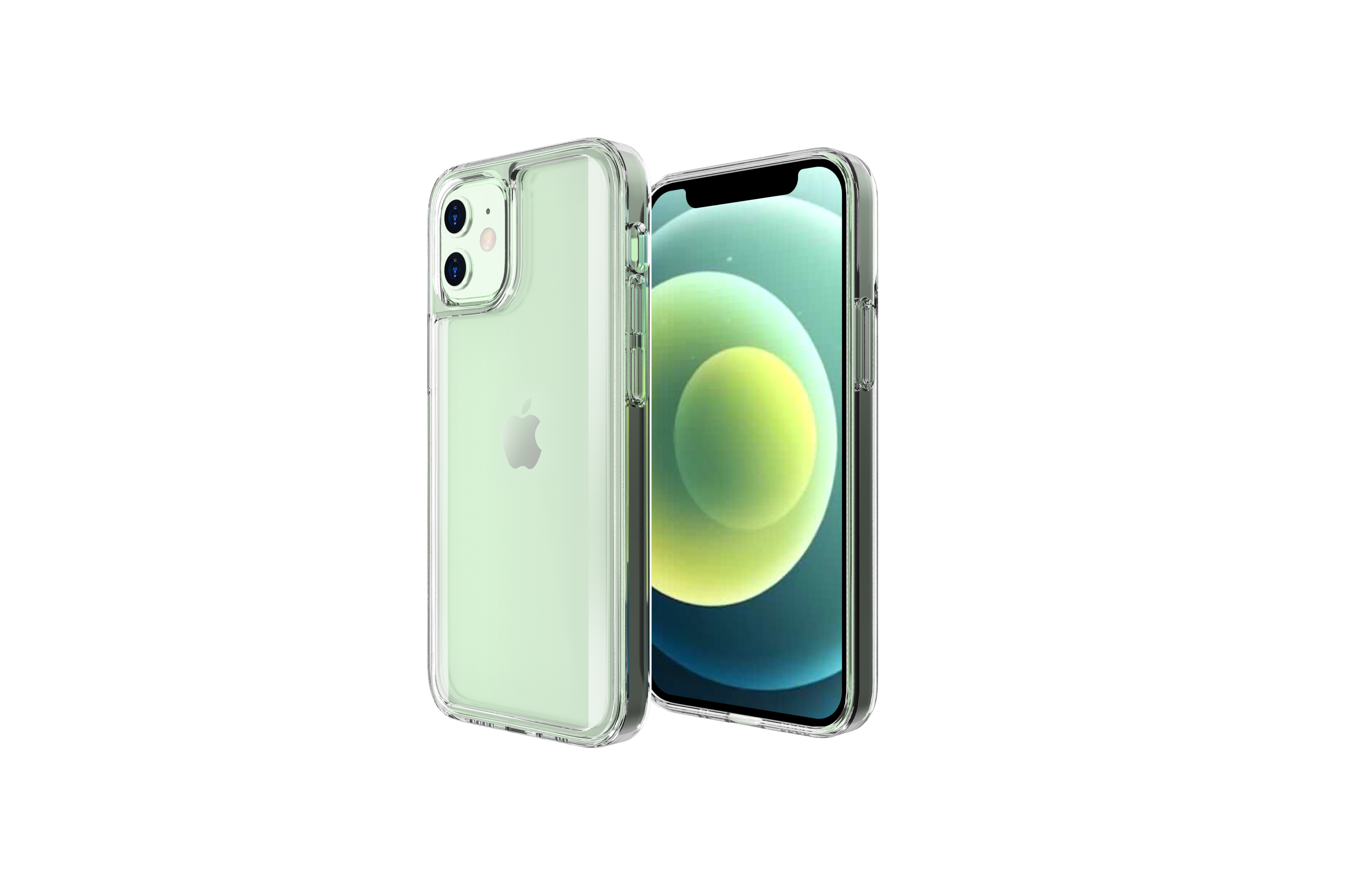 linkase pro for iphone 12 mini / 12 green_view1