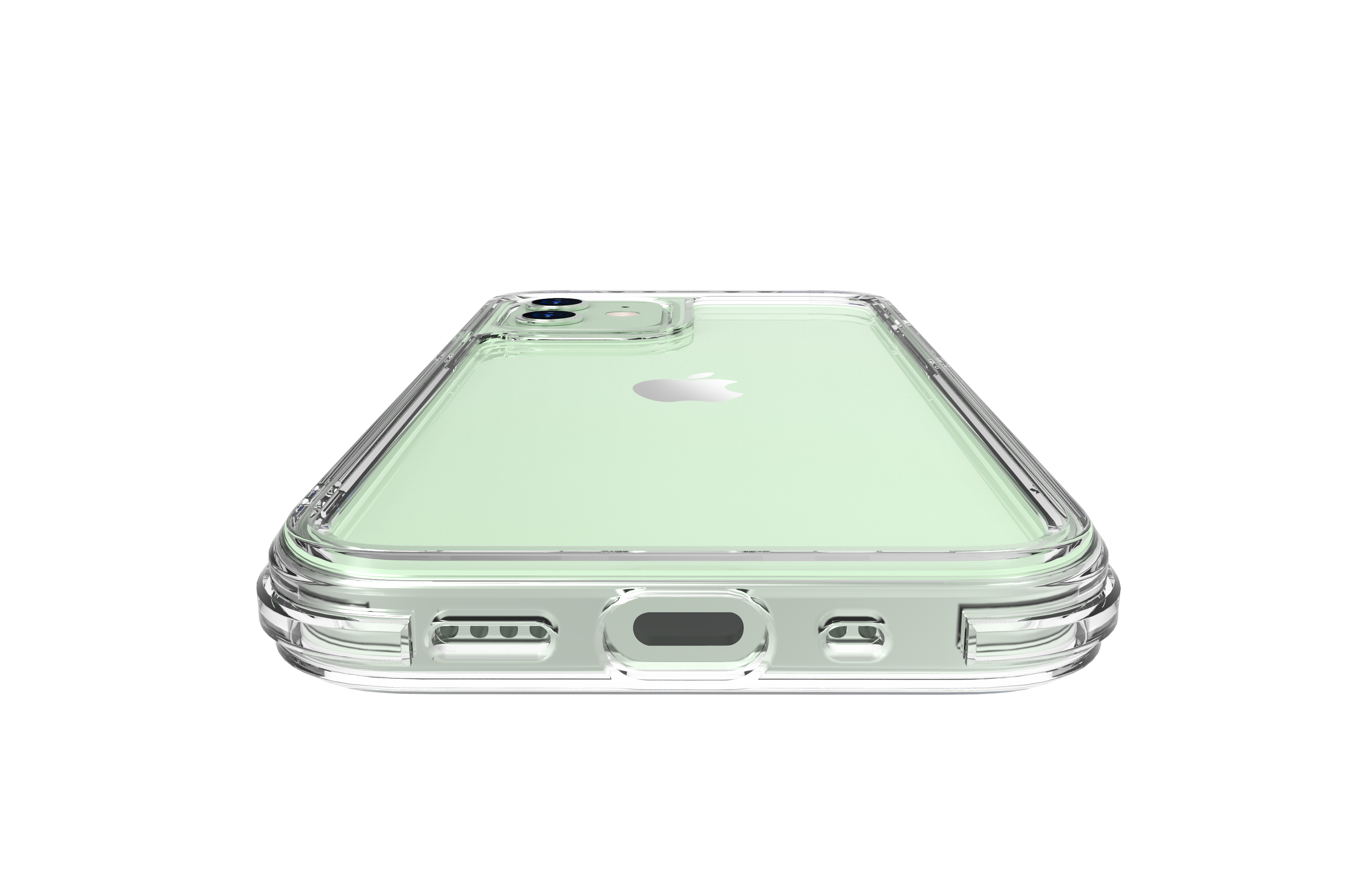 linkase air for iphone 12 mini / 12 green_view3