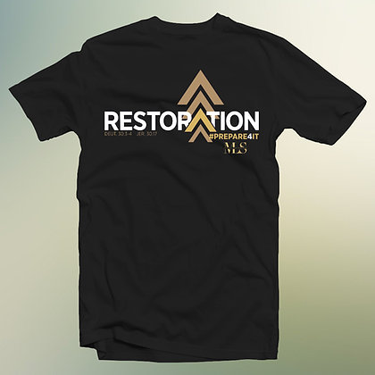 Restoration (Crew Neck T-shirt)