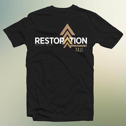 Restoration (Crew Neck T-shirt)