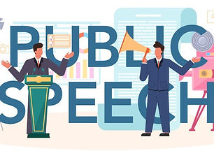 public-speech-typographic-header-profess