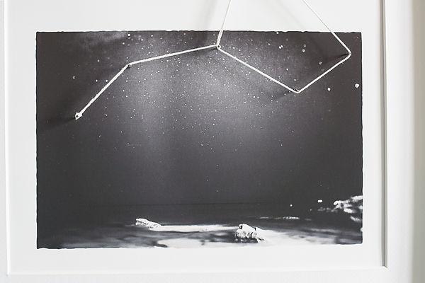 Cosmosi, progetto fotografico e poesia di Chiara Bizzarra Giovanelli