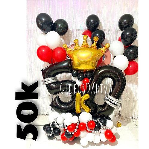 Bouquet de cumpleaños