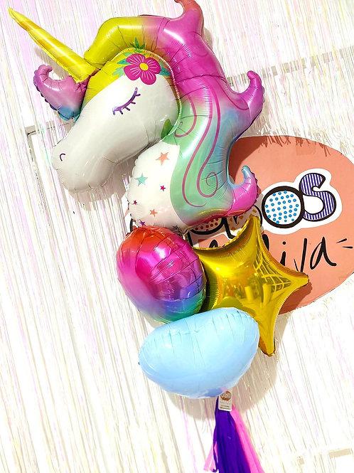 Unicornio Balloons
